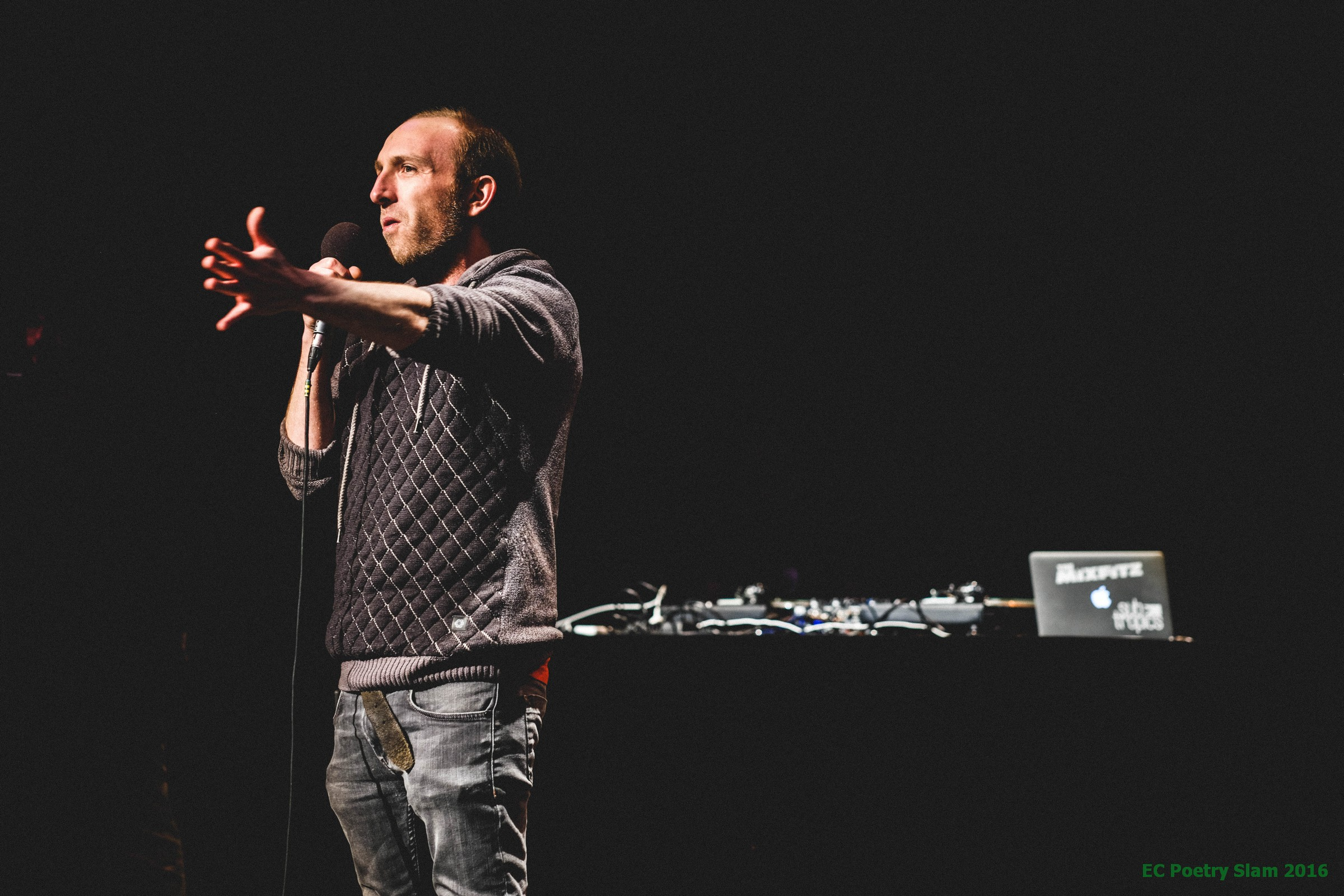 how to become a slam poet